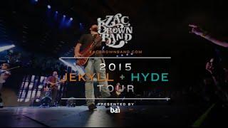 Zac Brown Band - JEKYLL + HYDE Tour