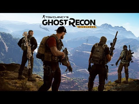 [X-Ray] Ghost Recon Wildlands. Призраки (0o0)/