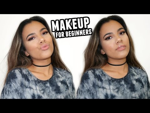 GO TO MAKEUP TUTORIAL For Beginners 2017