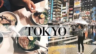 A Layover in Tokyo | TRAVEL VLOG