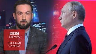 Послание Путина. Почему падает рейтинг президента