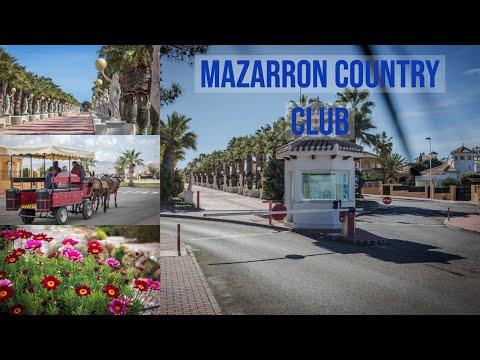 Mazarron Country Club Spain