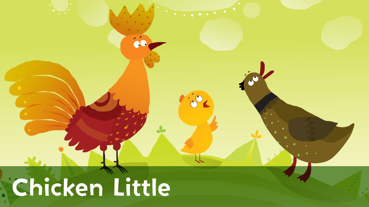 fable chicken little youtube