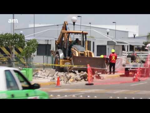 Piden acelerar modernización del Aeropuerto