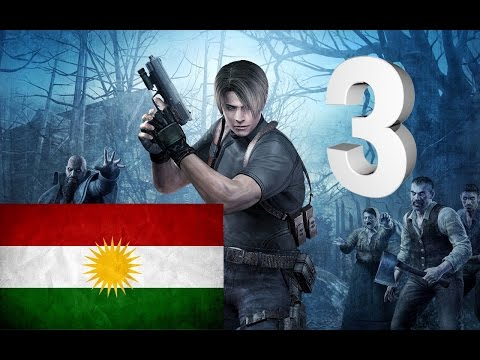 Resident Evil 4 Kurdish Walkthrough #3