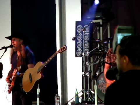 The Doobie Brothers at Walter Reed Army Medical Center 7/27/2011