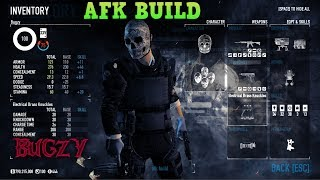 [Payday 2] Crew Chief AFK turret build