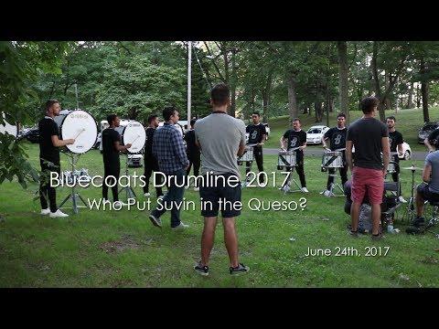 Bluecoats Drumline 2017 - Groovy Flams (Massillon, Ohio June 24th 2017)
