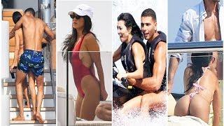 Kourtney Kardashian New Boyfriend 2017 | Younes Bendjima | Spotted in Cannes