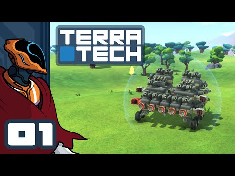 Let's Play TerraTech [Version 0.6.1.1] - Part 1 - You Can't Stop The Scorpion!