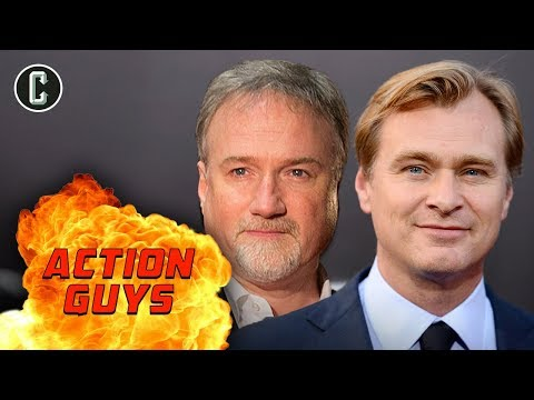 Better Director: David Fincher or Christopher Nolan?  The Action Guys with Bateman & Ghai