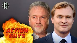 Better Director: David Fincher or Christopher Nolan? - The Action Guys with Bateman & Ghai