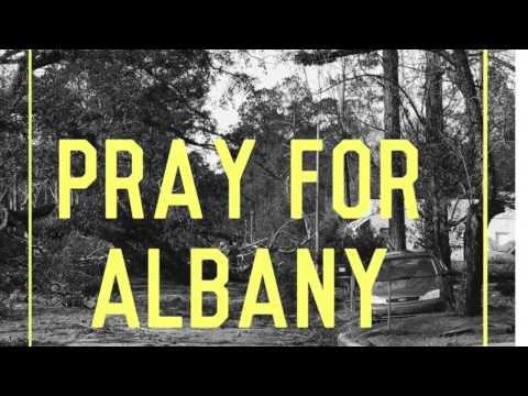 Albany, Georgia-Through The Storm