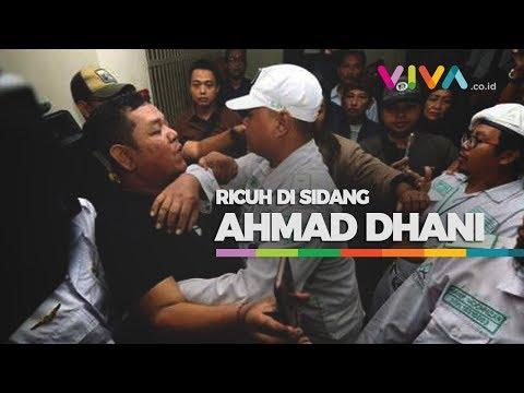 Ricuh Pendukung Ahmad Dhani vs Jaksa Mp3
