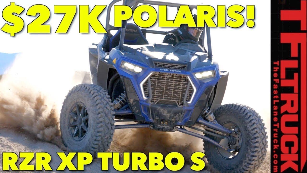 2019 Rzr Turbo Top Speed