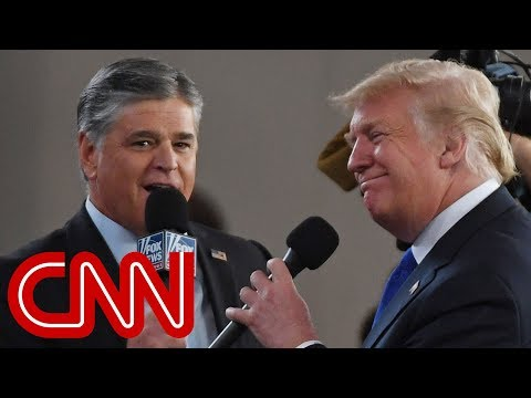 Brian Stelter looks at the Trump, Fox News love story