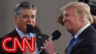 Brian Stelter looks at the Trump, Fox News 'love story'