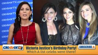 Victoria Justice 18th Birthday Party Recap
