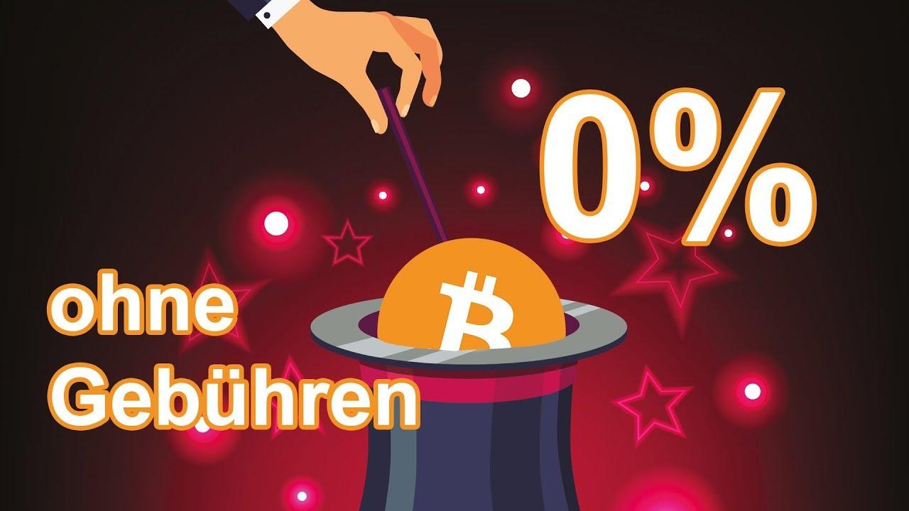 Bitcoin ohne gebühren kaufen