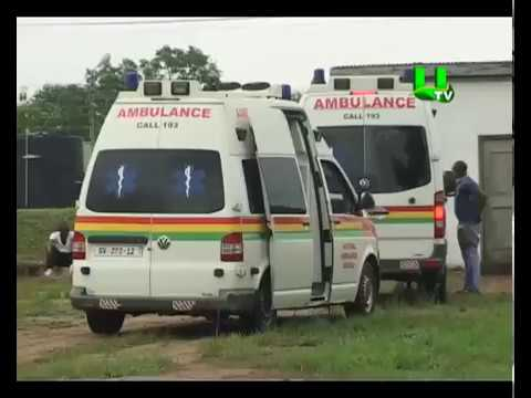 Gov't committed to resource nat'l ambulance service - Deputy Health Minister