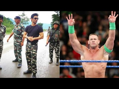 John Cena Leaves The Internet Confused By Posting A Picture Of Sushant Singh Rajput! | SpotboyE Mp3