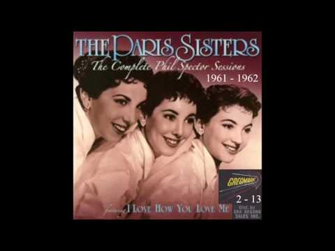 The Paris Sisters - Gregmark Records - 1961 -1962