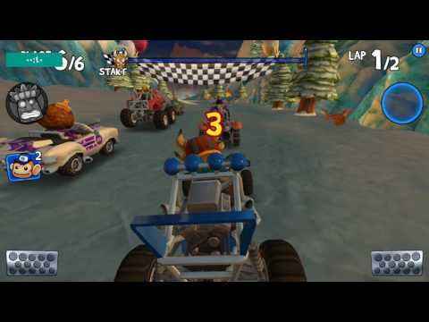 How to do jump start Beach Buggy Racing