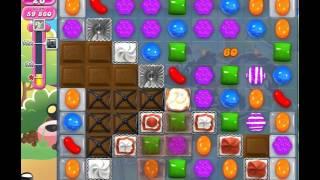 Candy Crush Saga Level 1367 (No booster, 3 Stars)
