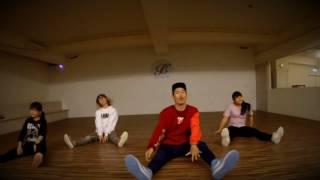 Dawin - Bikini Body feat. R. City (Muffin Remix) | Choreography | 20161204| Sung Shiao