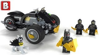 LEGO Batman The Attack of the Talons Review Set 76110