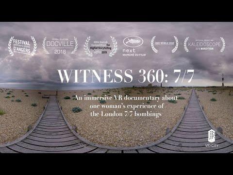 Witness 360: 7/7 (Trailer)