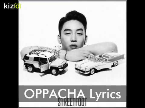 OPPACHA (오빠차) Simple lyrics - INCREDIVLE, TABLO, JINUSEAN