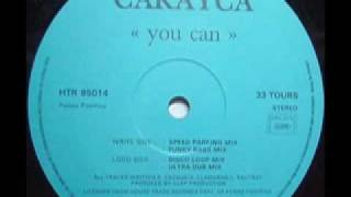 SPEED GARAGE - CARAYCA - YOU CAN - (Speed Parking Mix)