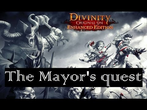 Ep017 Tactician playthrough Divinity: Original Sin enhanced