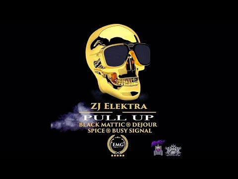 Black Mattic, Dejour, Spice & Busy Signal - Pull Up (2017)