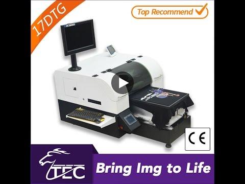 dtg printer installation