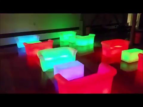GLOW FURNITURE PARTY RENTALS  | CHICAGO | MILWAUKEE | INDIANAPOLIS