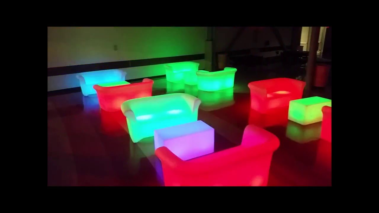 Glow Furniture Glow Furniture Party Rentals Rent Awesome Dance Party Furniture