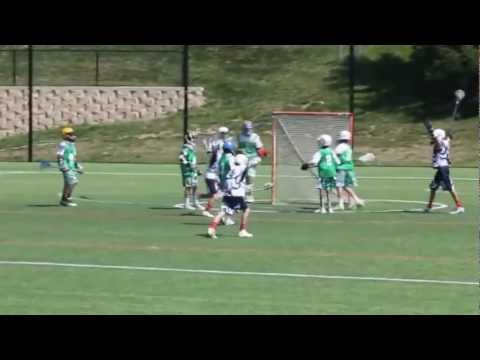 amazing 12 year old lacrosse player
