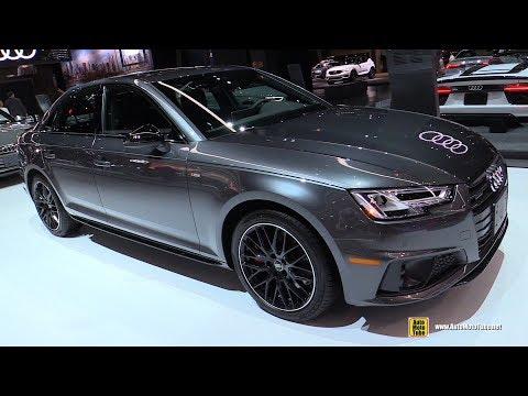 2019 Audi A4 Quattro - Exterior and Interior Walkaround - 2019 Chicago Auto Show