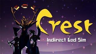 Crest game guide -  New god sim game  - Let