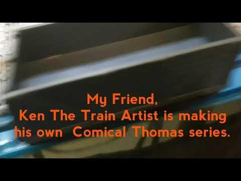 Voice Actors Needed For Ken The Train Artist!