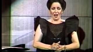 Teresa Berganza connais tu le pays Mignon