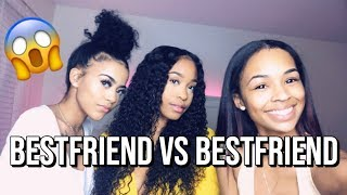 WHO KNOWS ME BETTER: BEST FRIEND VS BEST FRIEND!!