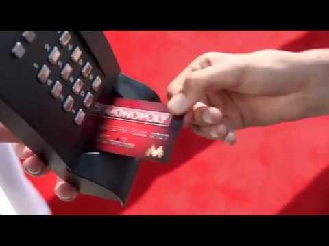 Настольная игра Hasbro Монополия с банковскими карточками