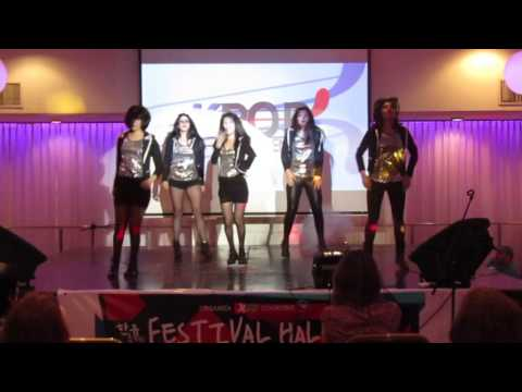 Festival Hallyu: KPOP Challenge - Cherry Lips (Bravo Girls - Nowadays You)