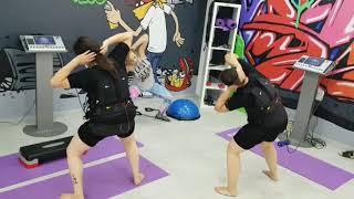 אימון חיזוק שרירים