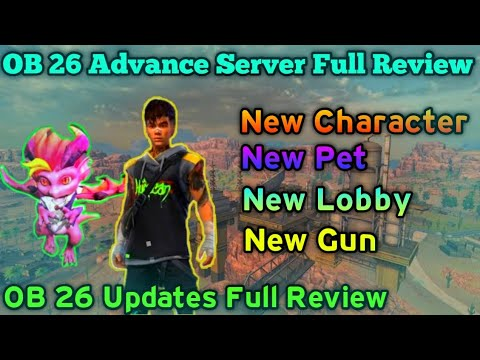 Download OB 26 Advance Server Full Review In தமிழ்    OB 26 Update Full Review In தமிழ்