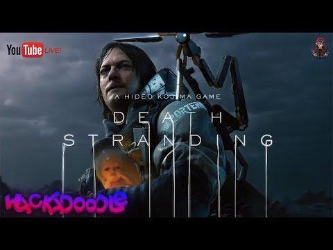 தமிழ் Death Stranding Episode 3.2 Tamil game live Wackadoodle