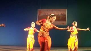 Dheem Ta Dare - Thakshak - Bharatnayam